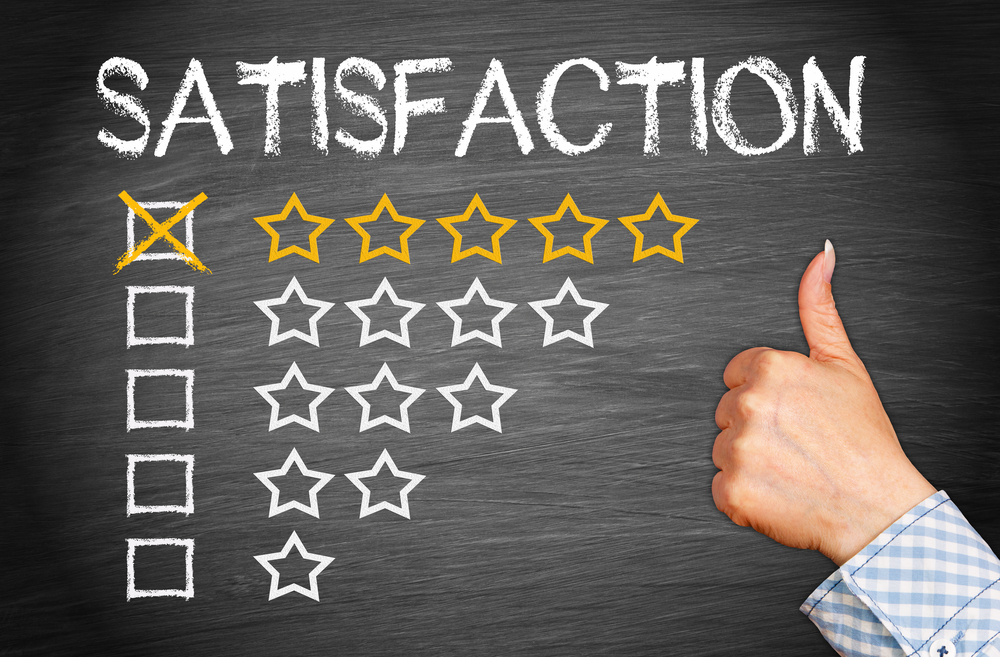 improving the customer satisfaction in hospitality